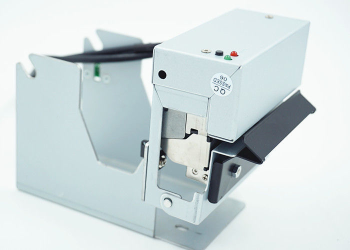 Easy integration compact thermal printer foot print 58mm for attendance terminal