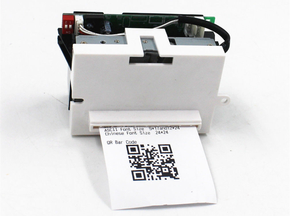 48mm Printing Width Ticket Thermal Printer Long Steady Life For Smart Self Service Terminal