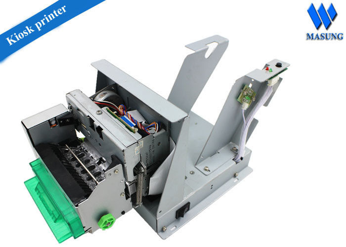 Self - service Terminal Kiosk Thermal Printer With  Ultra Big Roll Holder