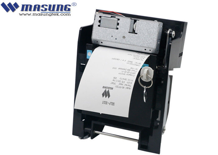 MASUNG 80mm front panel thermal printer auto loading pos thermal printer for new retails supermarket
