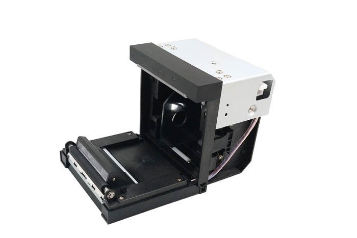 3 Inch Thermal Barcode Panel Mount Printers 576 Dots / Line With Auto Cutter